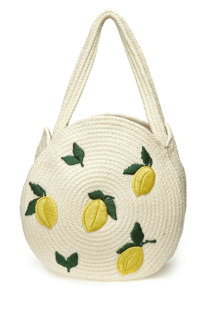 Fabienne Chapot Summer Lime Lights Bag