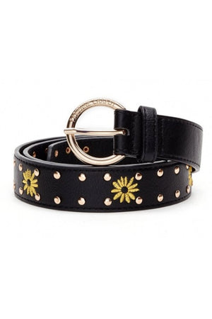 Sunflower Studs Belt - Fabienne Chapot