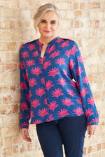 Sunset Blouse - Size UK 14 / EU 42 / US 10