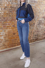 The Milo High Waist Jean - Reiko at The Bias Cut