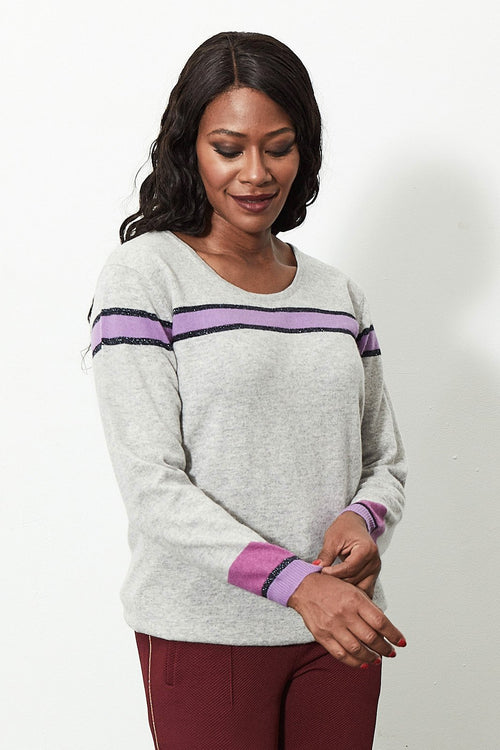 Theia 100% Cashmere Jumper 🌈♥️⭐ - Jacynth London