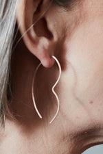 Whisper Rose Gold Earring