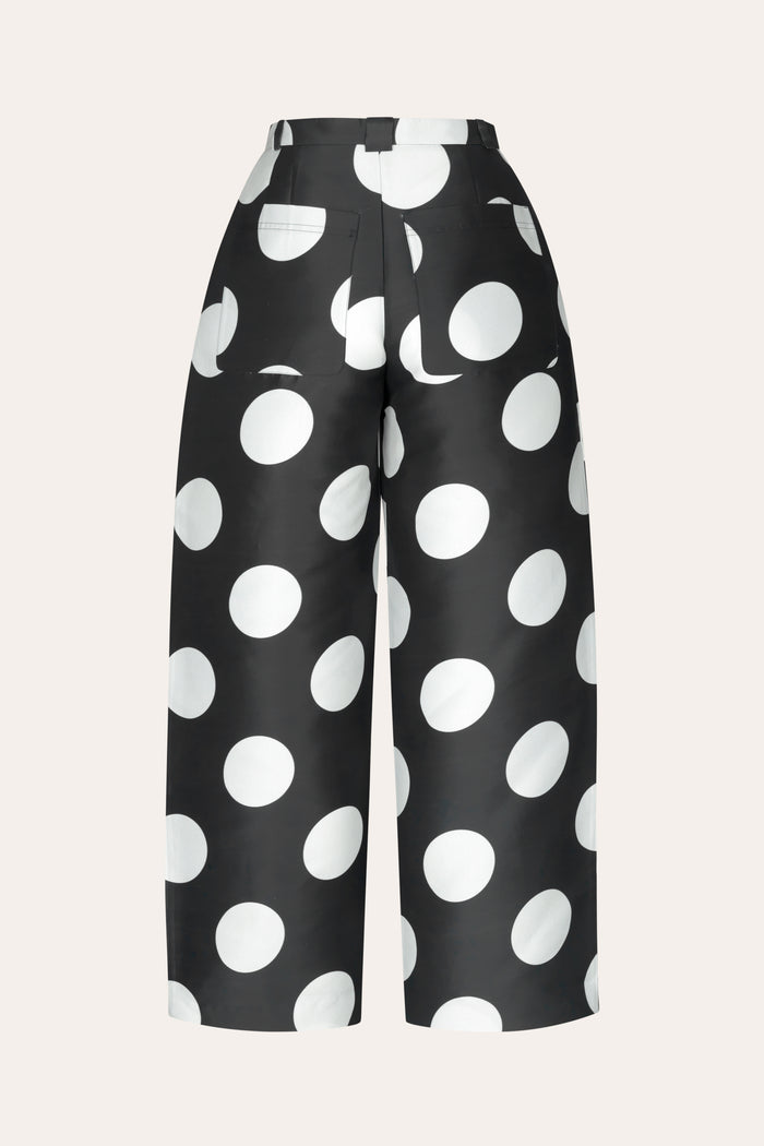 Stine Goya Chet Showpiece Pants Pants 1932 Dots Black