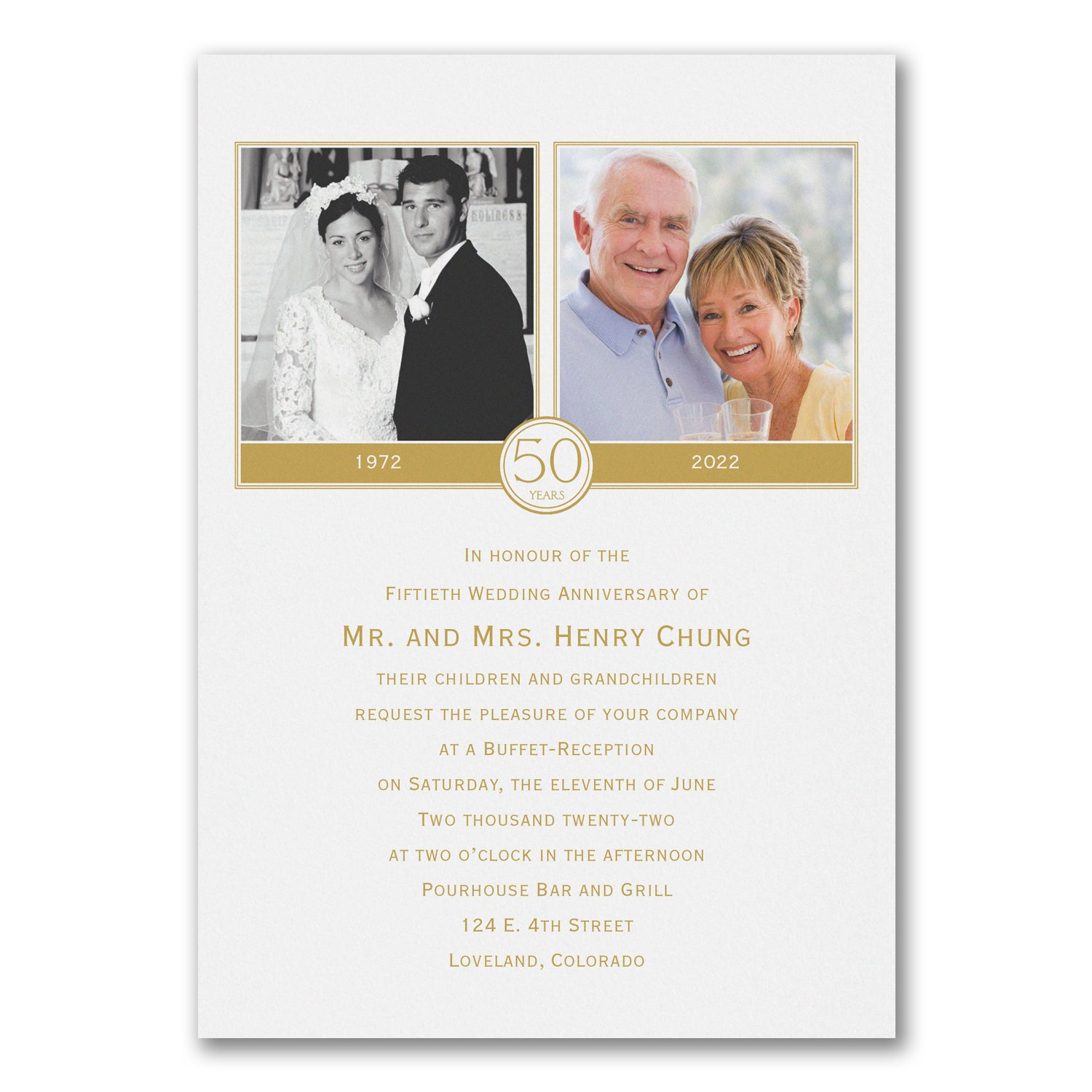 A Wedding and Other Occasion Invitations
