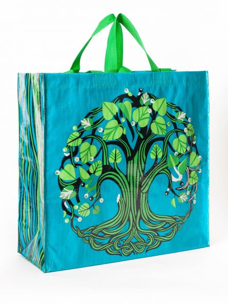 Blue Q Shopper Bag