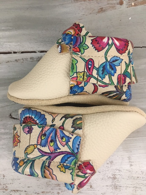 Mish Moccs Baby Moccasins and insoles