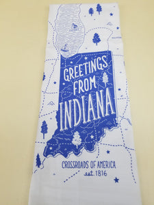 Indiana Tee Towels