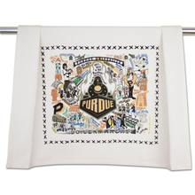 Purdue University Dish Towel