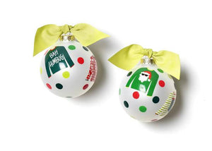 Coton Colors Holiday Ornaments & Hanging Stands