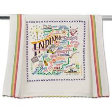 Indiana Dish Towel