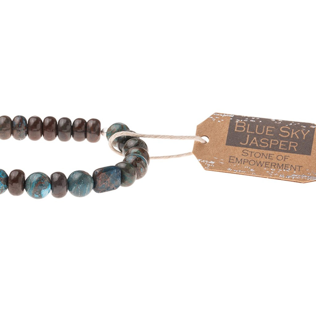 Scout Stone Stacking Bracelet