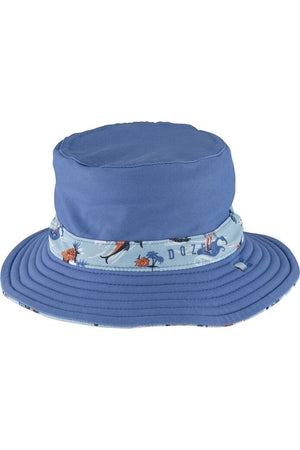 Boys Dozer Bucket Hats