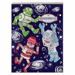 Eeboo Children Sketchbooks & Colors Pencils