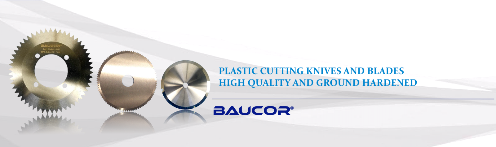 Plastic Cutting Knives | Baucor - Manufacturer of Industrial