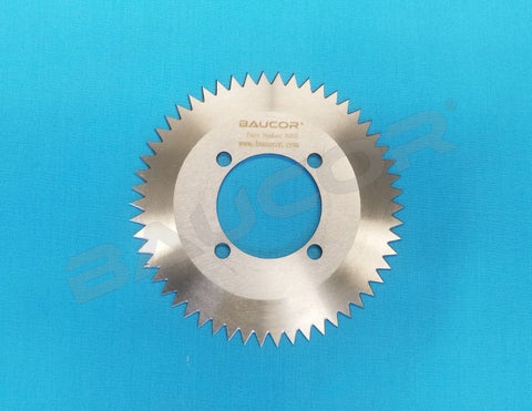 92mm Diameter Saw Toothed Circular Knife Blade - Part Number 5050