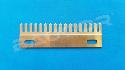 Flat / Straight Perforating Blade - Part Number 61391