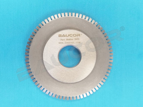 "3"" Diameter Circular Perforating Blade - 8 Teeth per Inch (TPI) - Part Number 5039"