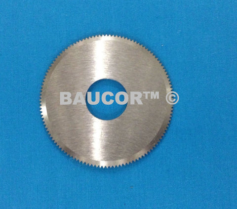 Scalloped / Perforating Edge Circular Knife Blade - Part Number 5073