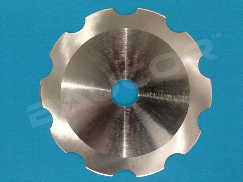 Circular Serrated Blade - Part Number 5067