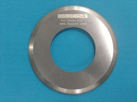 63.5 mm Diameter Micro Perforating Blade - Part Number 61267