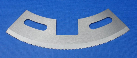 Curved Cutting Blade with Teeth -  Part Number 5253