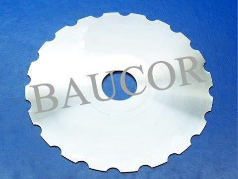 Circular Serrated Blade - Part Number 5085