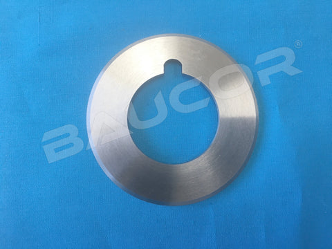 Circular Dished Shear Slitter / Slitting Knife Blade - Part Number 61372