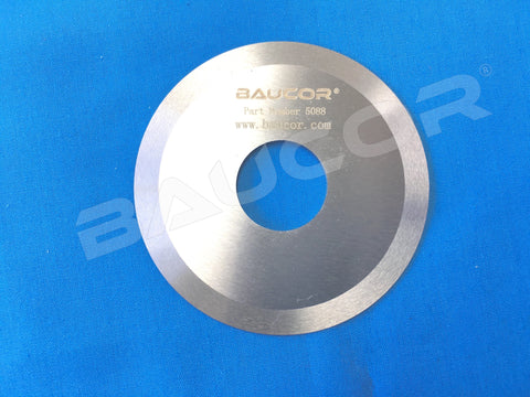 65mm Diameter Circular Knife Blade - Part Number 5088
