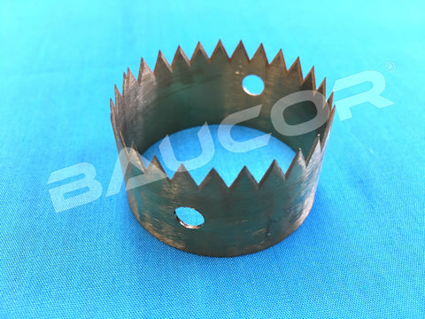 "1.75"" Diameter Punch Cut Knife Blade - Part Number 5113"