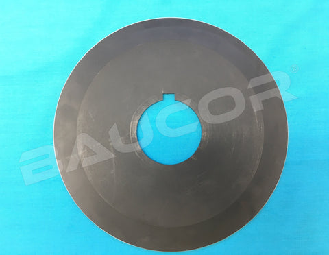 Custom Circular Knife Blade with Teflon - Part Number 5002