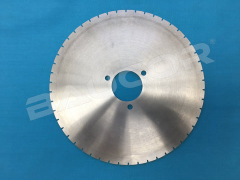 "7.70"" Diameter Circular Slicing / Perforating Blade -  Part Number 5027"