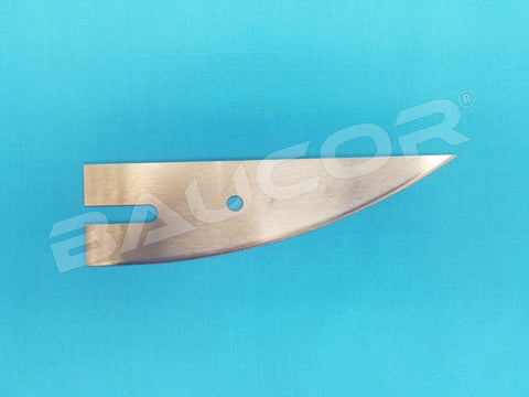 Curved Industrial Razor Blade - Part Number 5098
