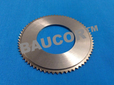 58mm Diameter Circular Perforating Blade - 68 Teeth Total - Part Number 5089