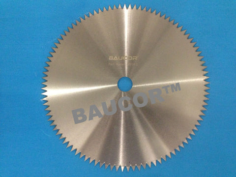 Scalloped Serrated Circular Knife Blade - Part Number 5024