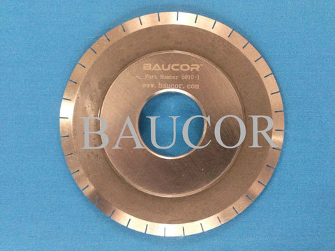"3"" Diameter Circular Perforating Blade - Part Number 5010"