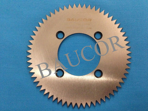98mm Diameter Circular Saw Toothed Knife Blade - Part Number 5120