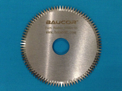 Scalloped Serrated Circular Knife Blade - Part Number 5212