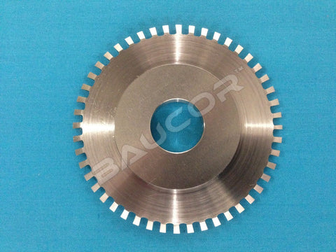 "3"" Diameter Circular Perforating Blade - 5 Teeth per Inch (TPI) - Part Number 5214"