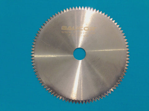 Scalloped Edge Circular Knife Blade - Part Number 5025