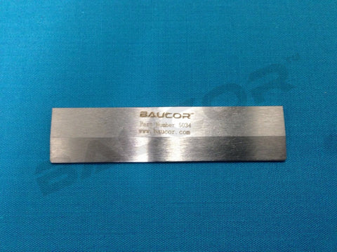 47.2mm Long Straight Razor Blade - Part Number 5034