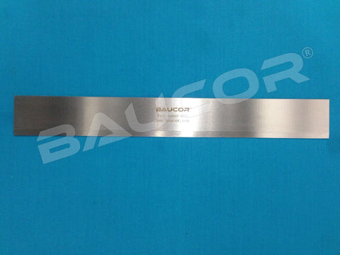 Straight Guillotine Razor Blade - Part Number 5080