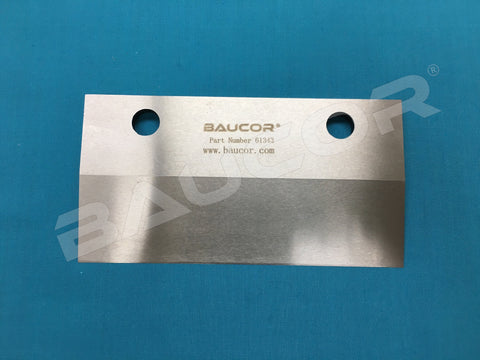 Straight Guillotine Knife - Part Number 61343