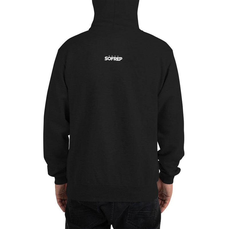 Keep Those Actions Clear - Champion Hoodie SOFREP Store S