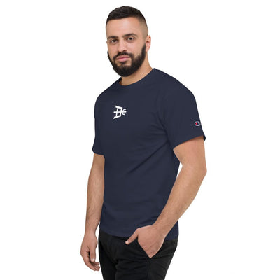 BW Logo - Men's Champion T-Shirt SOFREP Store