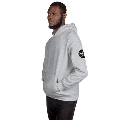 SOFREP Premium Unisex Hoodie - Black Logo Hoodies The Loadout Room