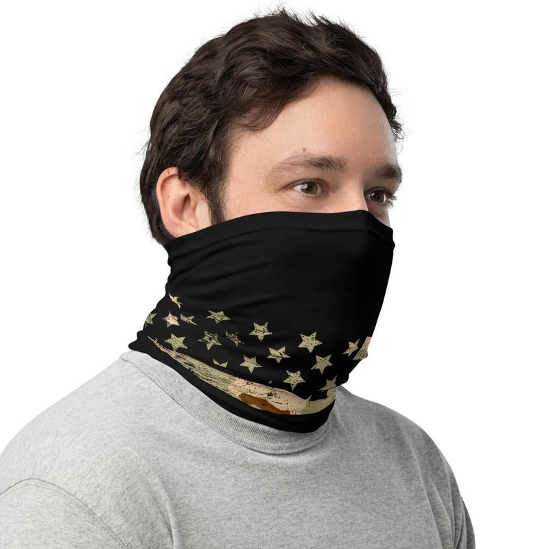 American Flag Camo Neck Gaiter Face Coverings The Loadout Room
