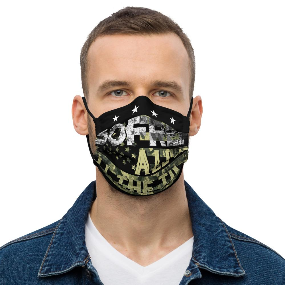 Reusable Face mask - SOFREP All In The Loadout Room