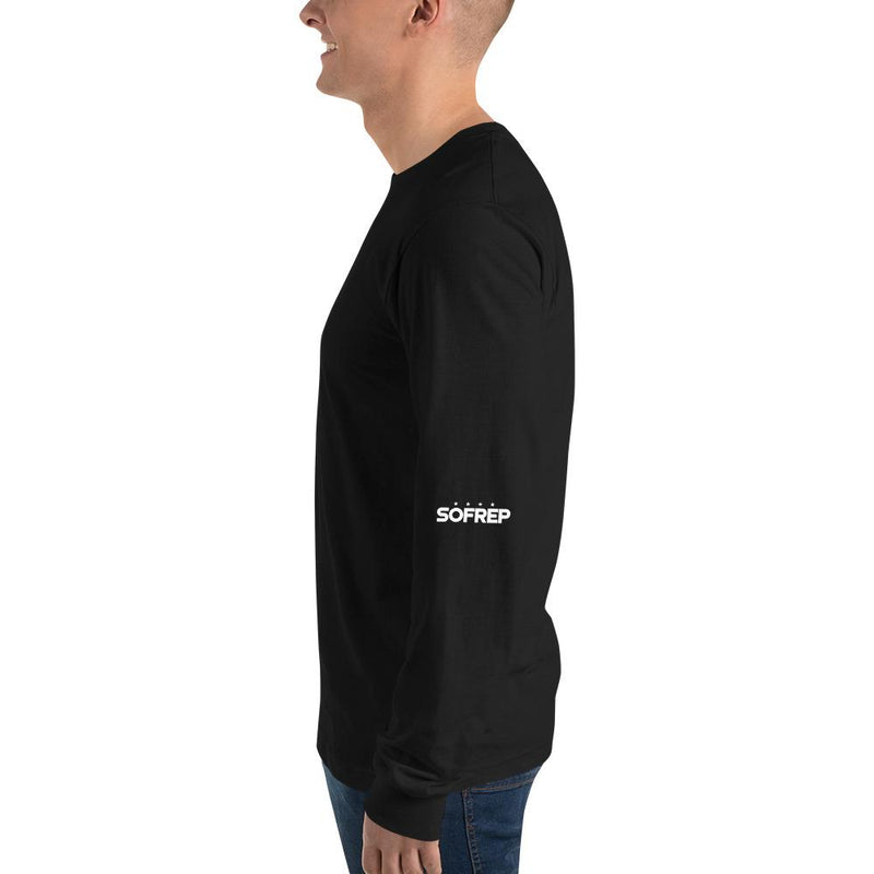 SOFREP Logo - Long sleeve t-shirt SOFREP Store Black S