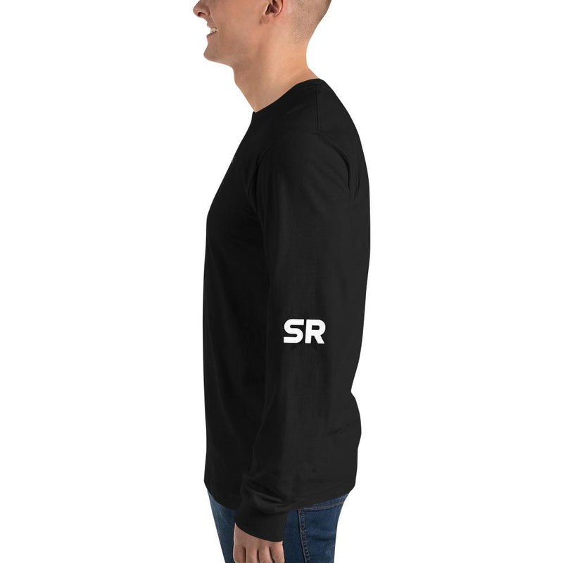 The Only Easy Day was Yesterday - Long sleeve t-shirt SOFREP Store Black S