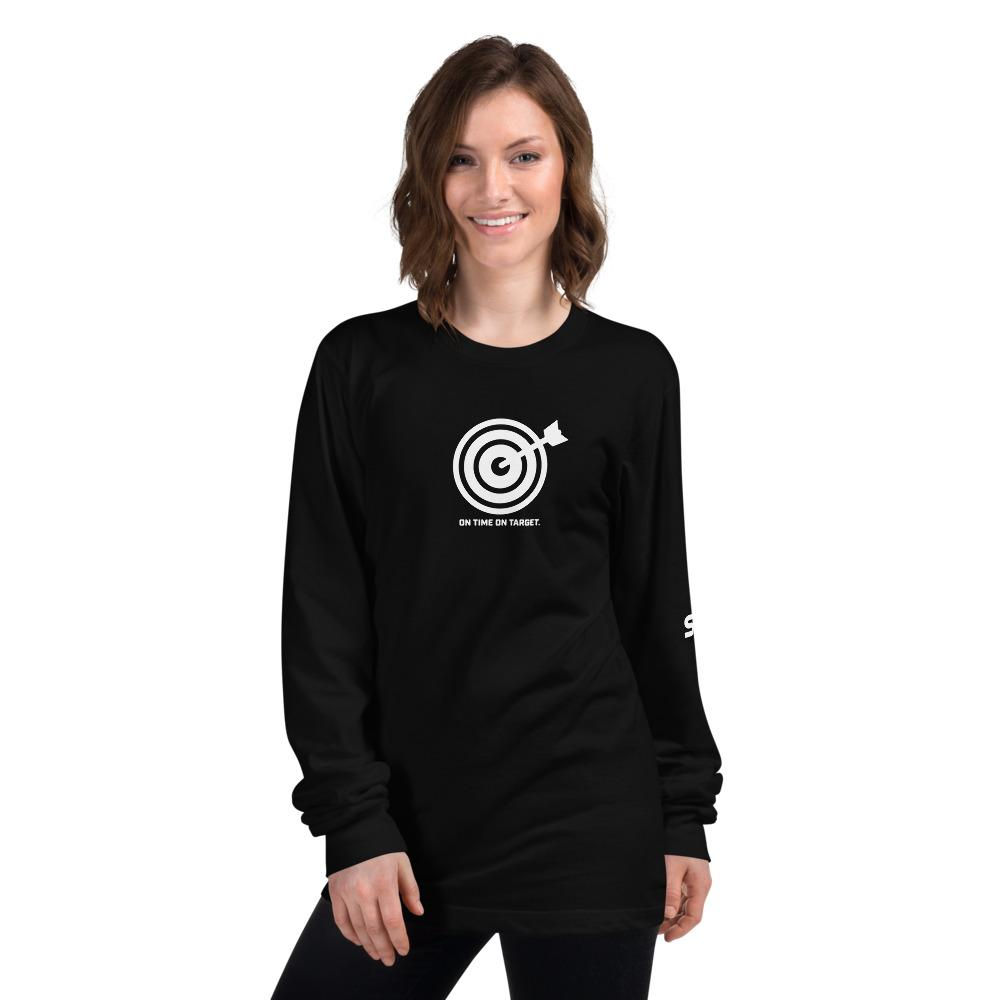 On Time On Target - Long sleeve t-shirt SOFREP Store Black S